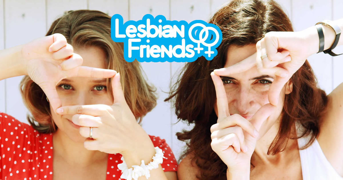 find lesbian friends